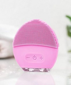 Rechargeable Silicone Facial Cleansing Brush