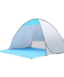 Automatic Easy Pop-Up UV Tent