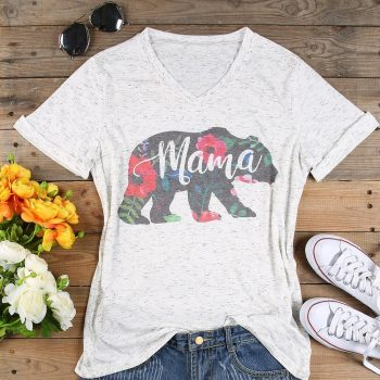 """Mama Bear"" T-Shirt"