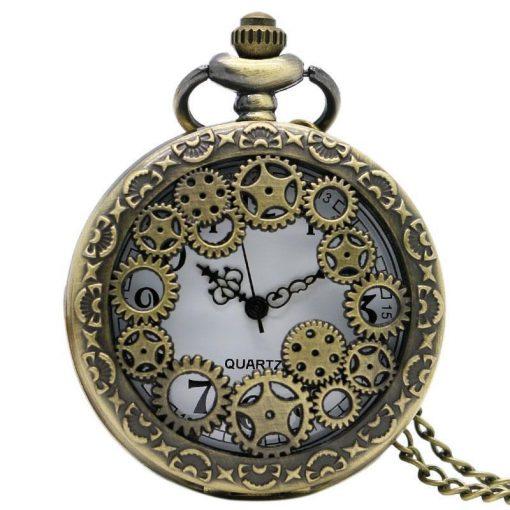 Time Traveler's Pocket Watch