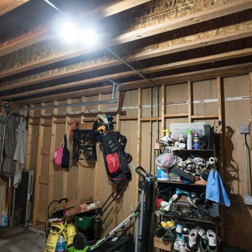 LED Deformable Garage Lamp