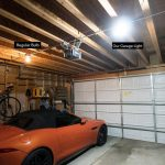LED Deformable Garage Lamp