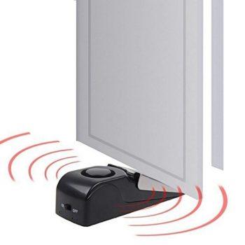 Anti-Theft Personal Security Door Stop Alarm