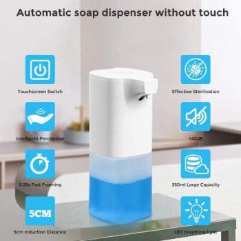 Automatic Foam Soap Dispenser – 11.8oz/350ml