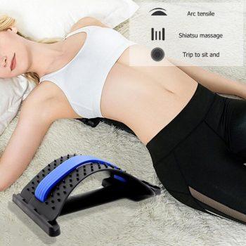 Back Massager Stretcher – Back Pain Relief