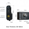 Digital Electronic Door Lock For Home Security