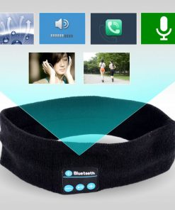 Bluetooth Headband – Listen to Music and Stay Warm – Soft and Breathable