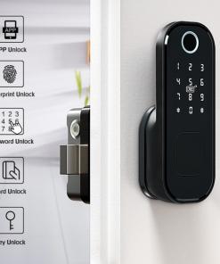 Digital Electronic Smart Door Lock For Smart Home