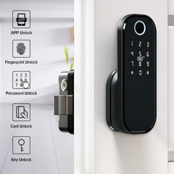 Digital Electronic Smart Door Lock For Smart Home