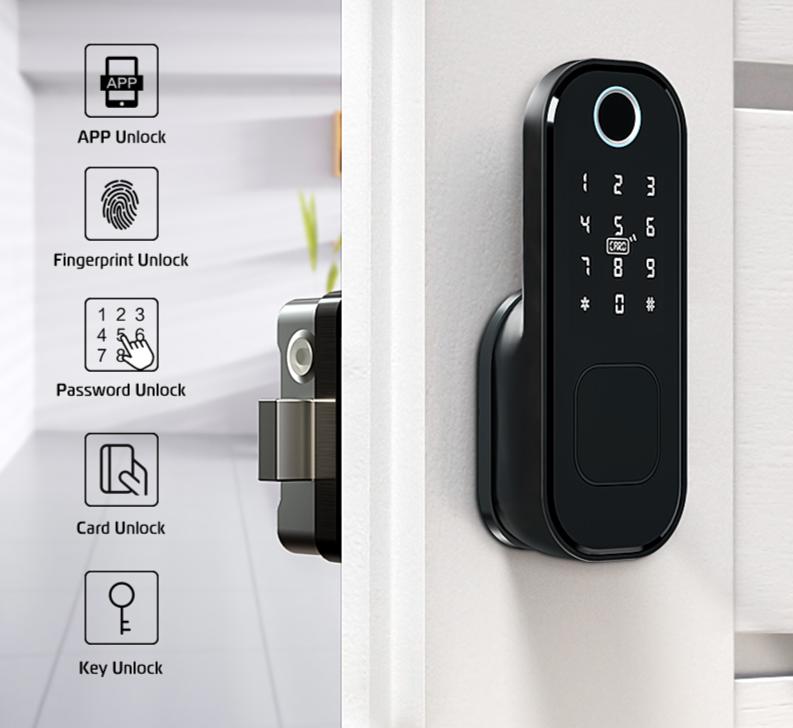 Digital Electronic Door Lock For Home Security