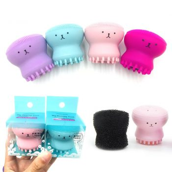 Octopus Silicone Facial Cleansing Brush