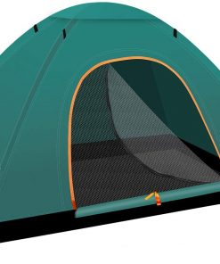 Instant Automatic pop up Camping Tent – 2 Person Lightweight Camping Tent