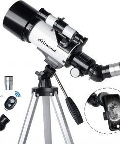Astronomical Refractor Telescope