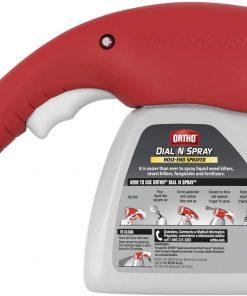 Dial N Spray Hose End Sprayer