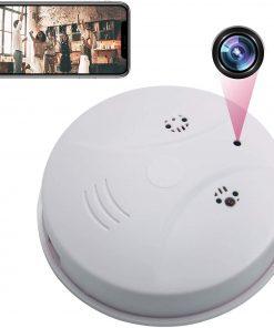 Fire Alarm Camera, Smoke Detector Camera, Smoke Alarm Camera