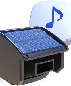 Solar Driveway Alarm System