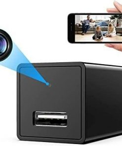 Smart Discreet USB Charger Security Camera with Audio